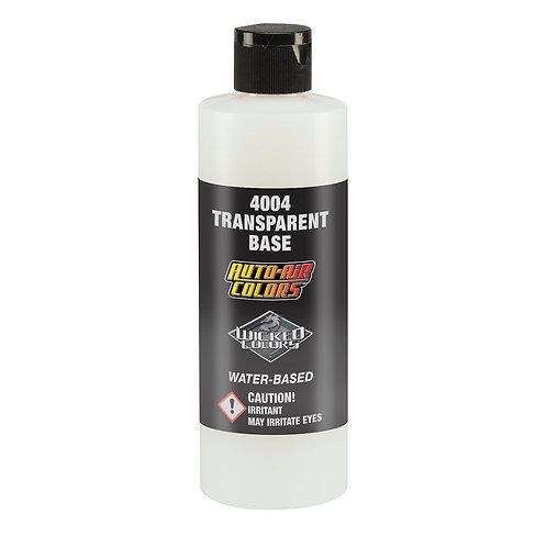 Transparent Base 120 ml