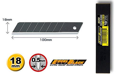 Olfa LBB-10B - Knivblader 18mm Extra Sharp
