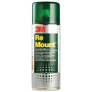 3M ReMount 400 ml.