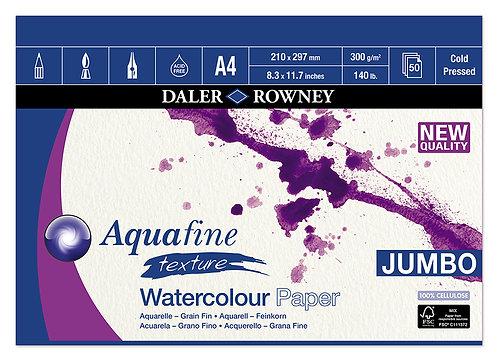 Aquafine Cold Pressed A4, 50 ark 300gr