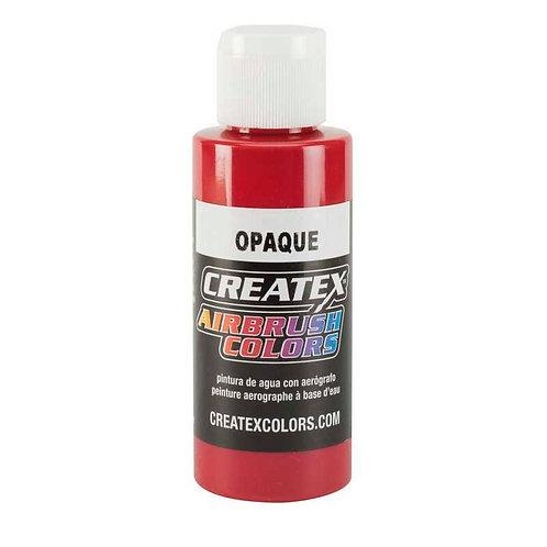 Createx Airbrush - Opaque Red 60 ml.