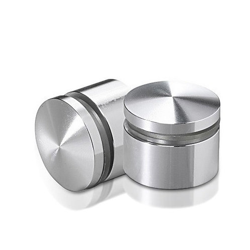 Avstandstykker XF Shiny Silver