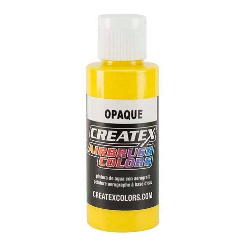 Createx Airbrush - Opaque Yellow 60 ml.