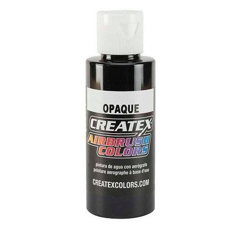 Createx Airbrush - Opaque Black 60 ml.