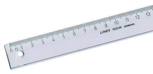 Linex Skolelinjal 30 cm