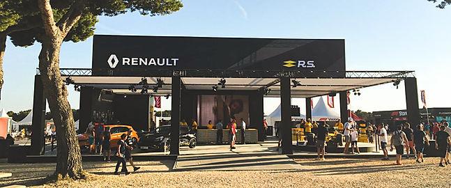 Fan Zone Renault 2018