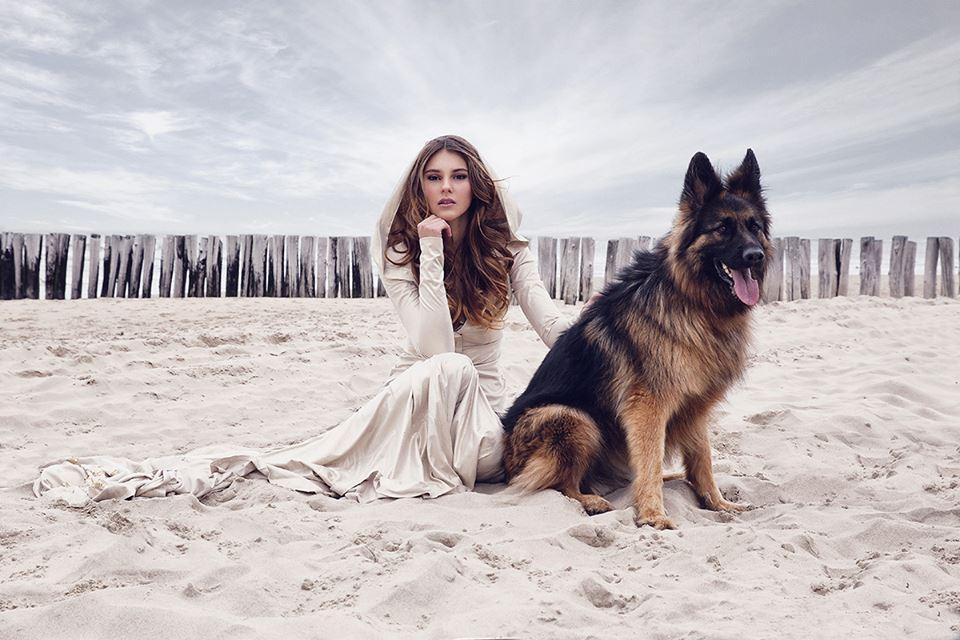 Stefanie Giesinger  Fotoshootings