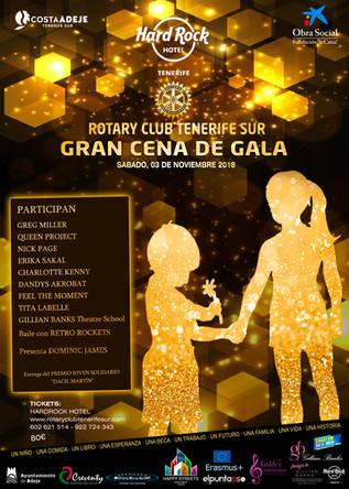 GRAN CENA DE GALA ROTARY