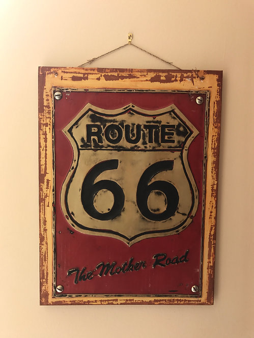 CUADRO ROUTE 66
