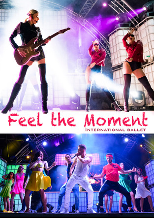 FEEL THE MOMENT EN ADEJE