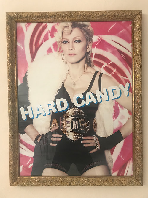 CUADRO POSTER MADONNA