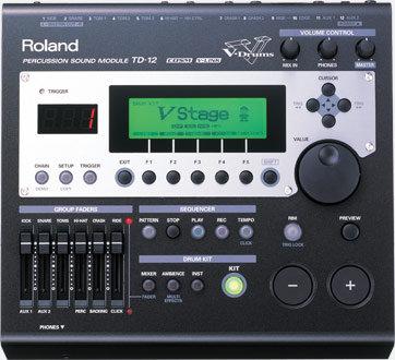 MODULO ROLAND TD12