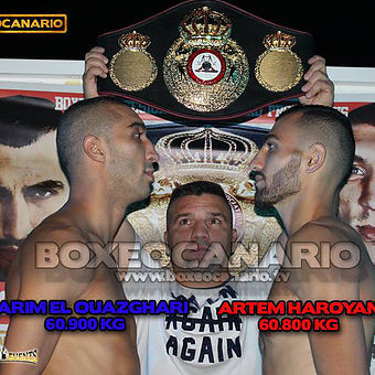 CAMPEONATO INTERCONTINENTAL DE BOXEO