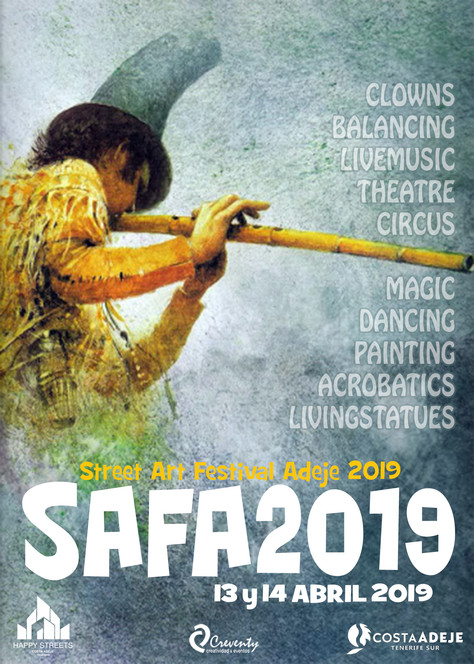 SAFA · STREET ART FESTIVAL ADEJE 2019