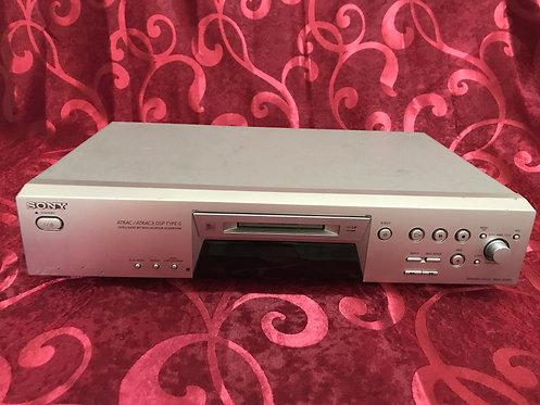 MINIDISC DECK SONY MDS-JE480