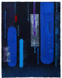 LEE.K,  Dawn blue