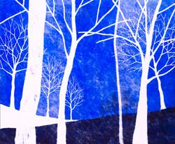 LEE.K,  Winter tree
