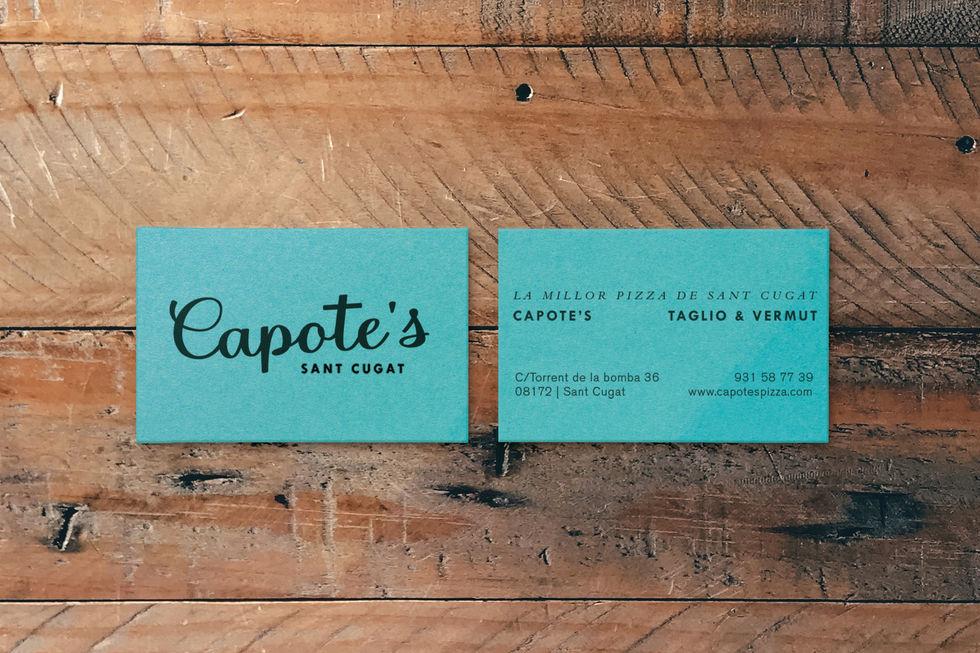 CAPOTE'S