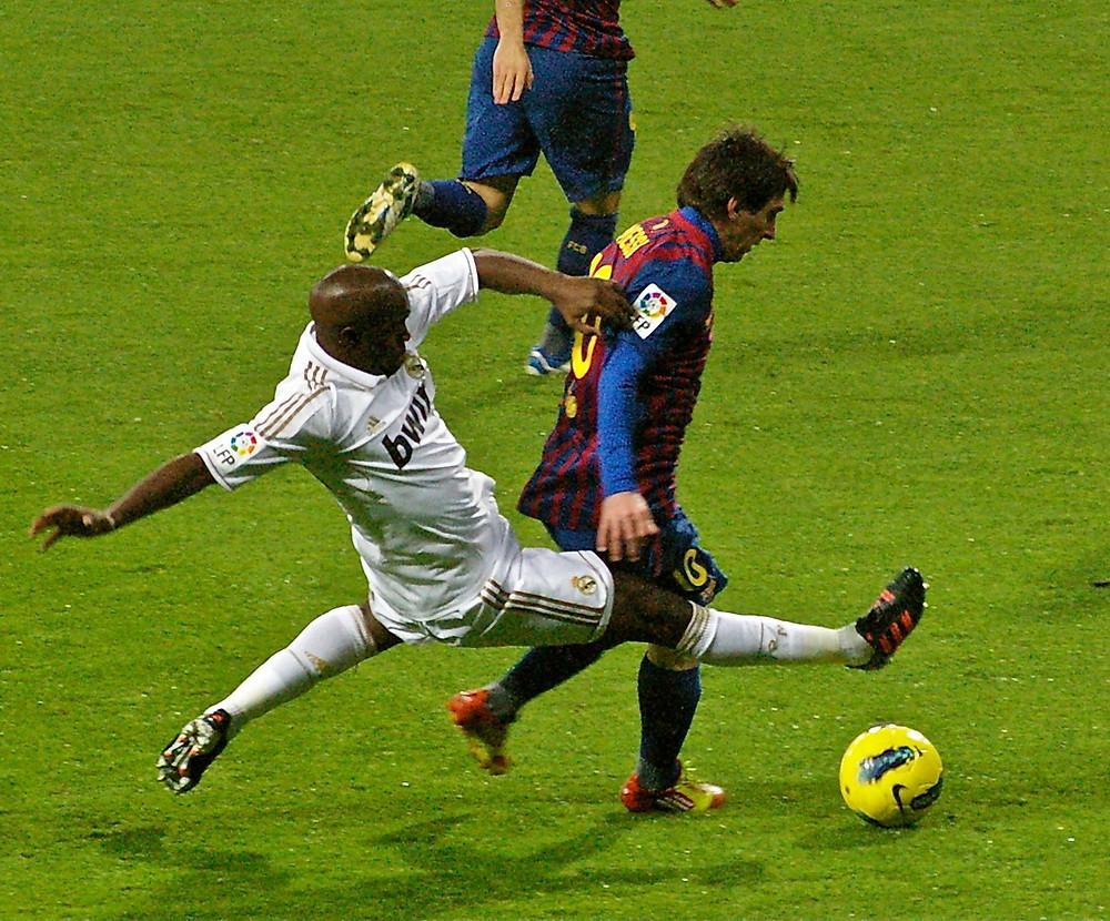 Barcellona vs Madrid