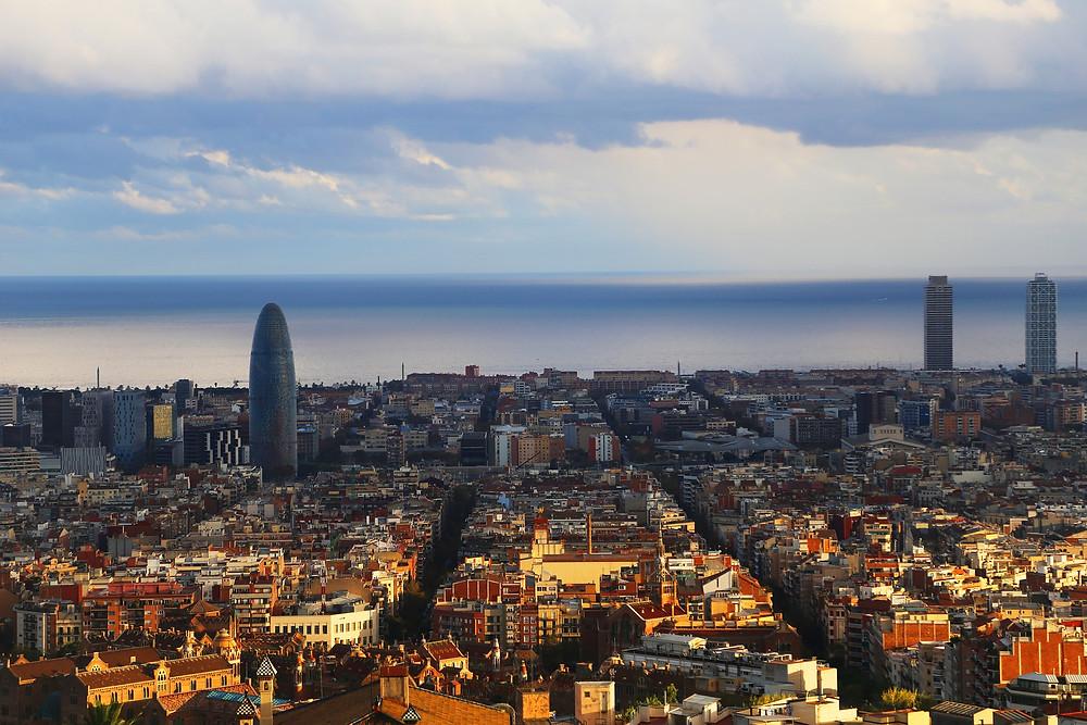Eixample Barcellona