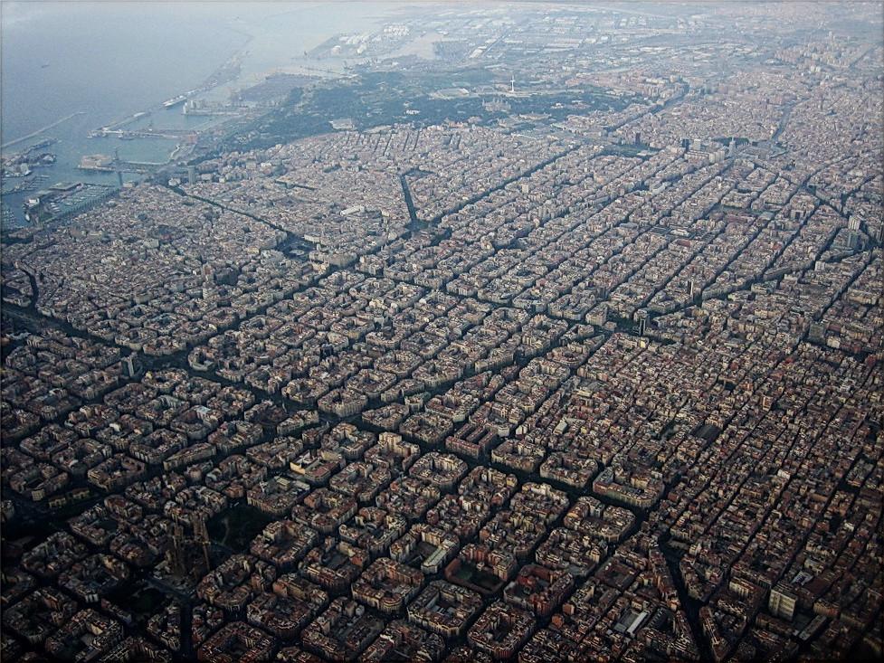 Barcellona Eixample culinario