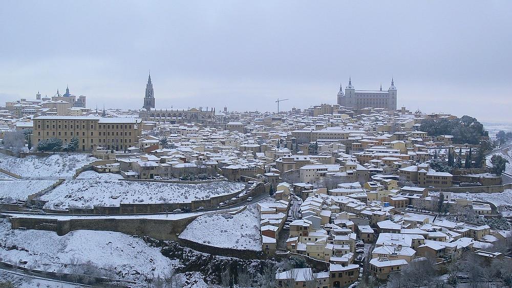 Visitare Madrid d'inverno