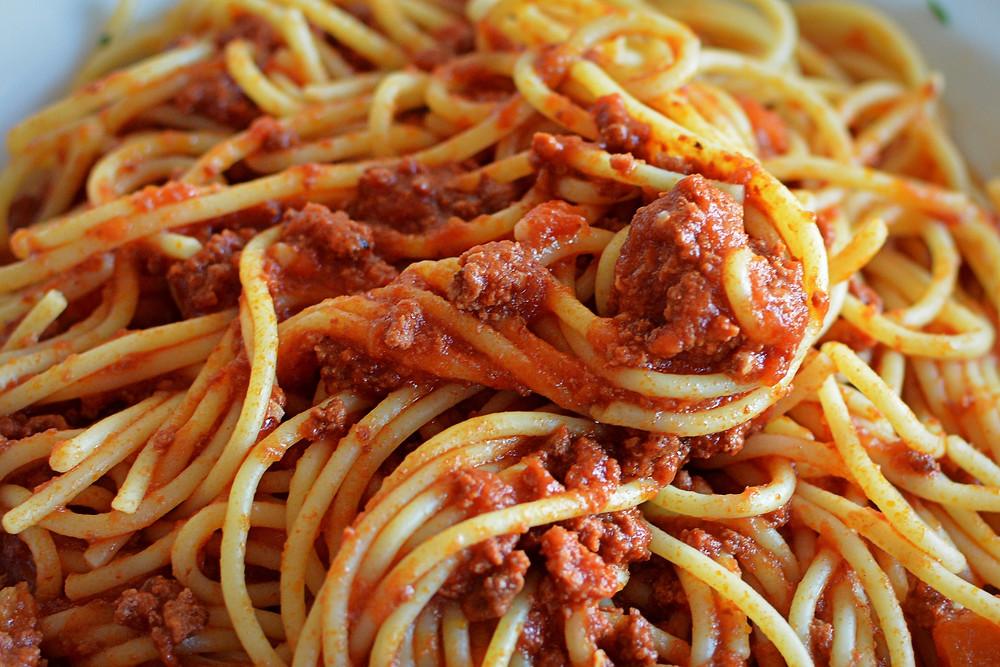 spaghetti alla bolognese Vasco Rialzo