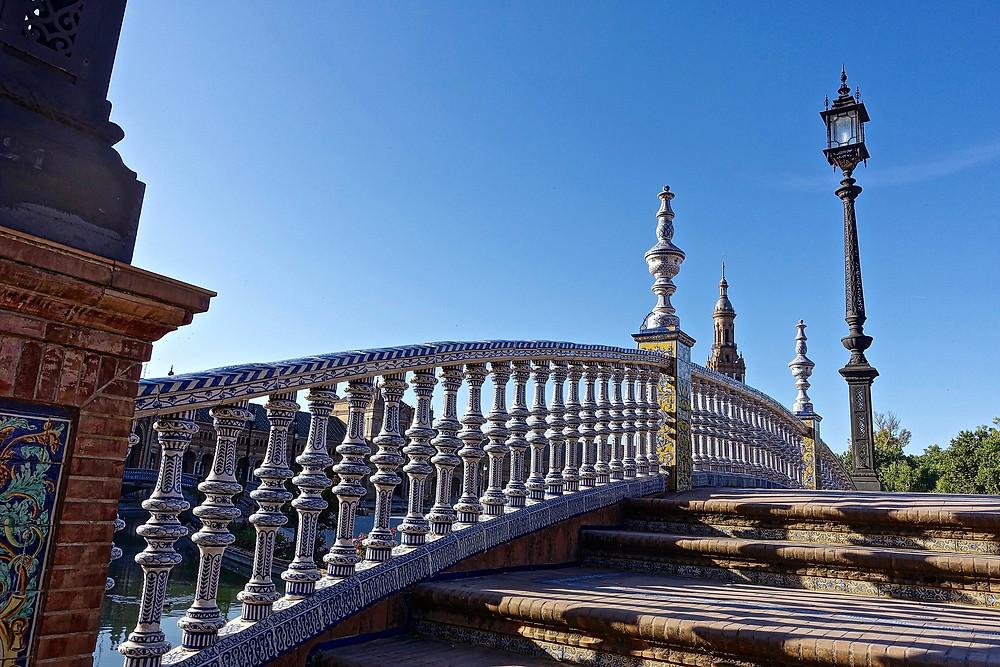 Plaza de España di Siviglia