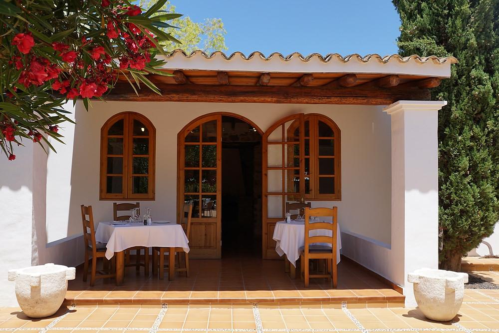 villa Ibiza ristorante