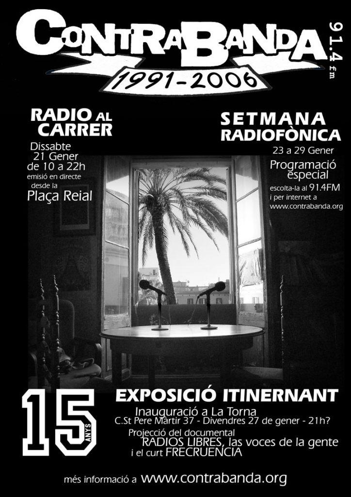 Radio Contrabanda Plaza Real