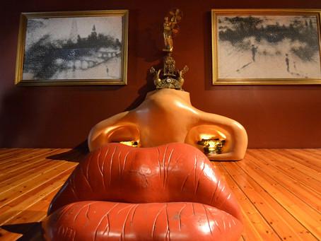 La margherita di Salvador Dalí