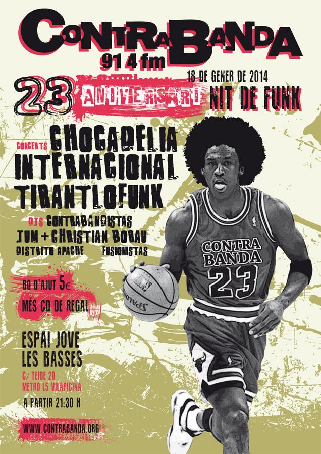 Barcellona Contrabanda radio libera