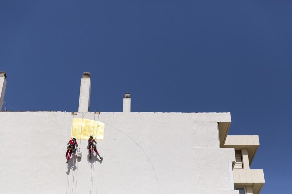 SpY wall art Ibiza