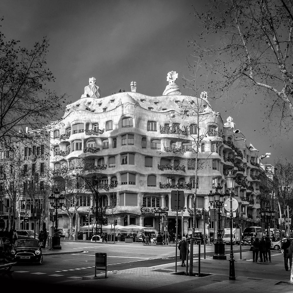 Barcellona noir