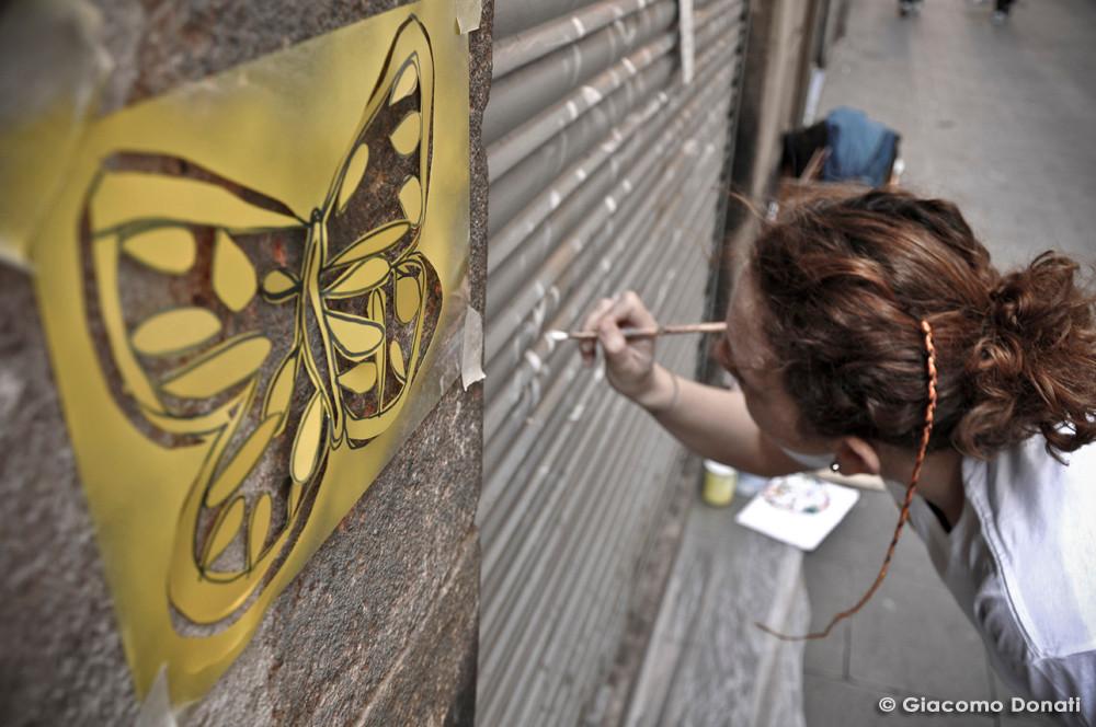 Literart Raval, 50 Obres d'Art al Raval, MiBarcelona Tours, Barcellona senza vie di mezzo, Vasco Rialzo, scoprire Barcellona, visitare Barcellona, Barcellona letteraria, Barcellona insolita, Barcellona alternativa, Raval segreto, Raval letterario, Pan di Spagna, street art, graffiti letterari, Giacomo Donati
