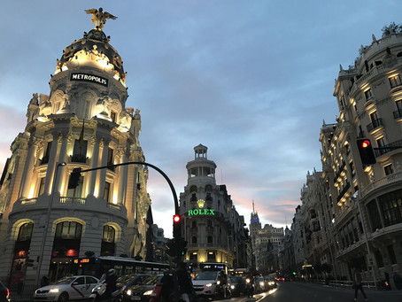 Madrid e il suo folle cocktail presidenziale