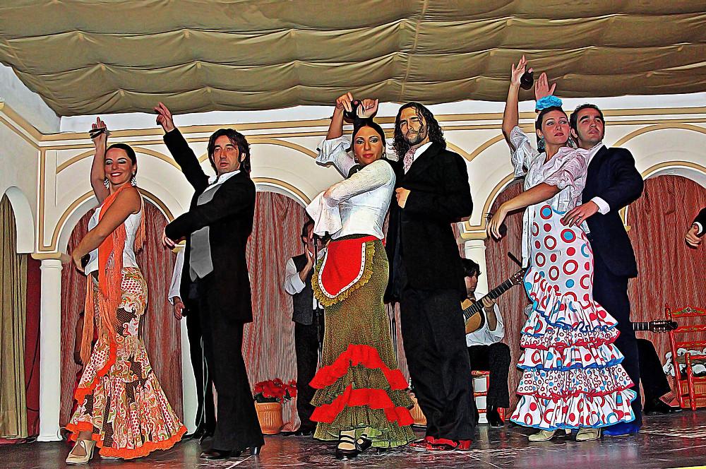 Siviglia flamenco