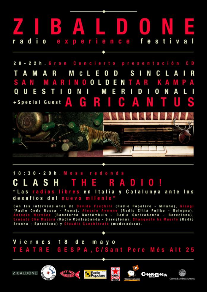 Zibaldone Contrabanda Barcellona radio libere