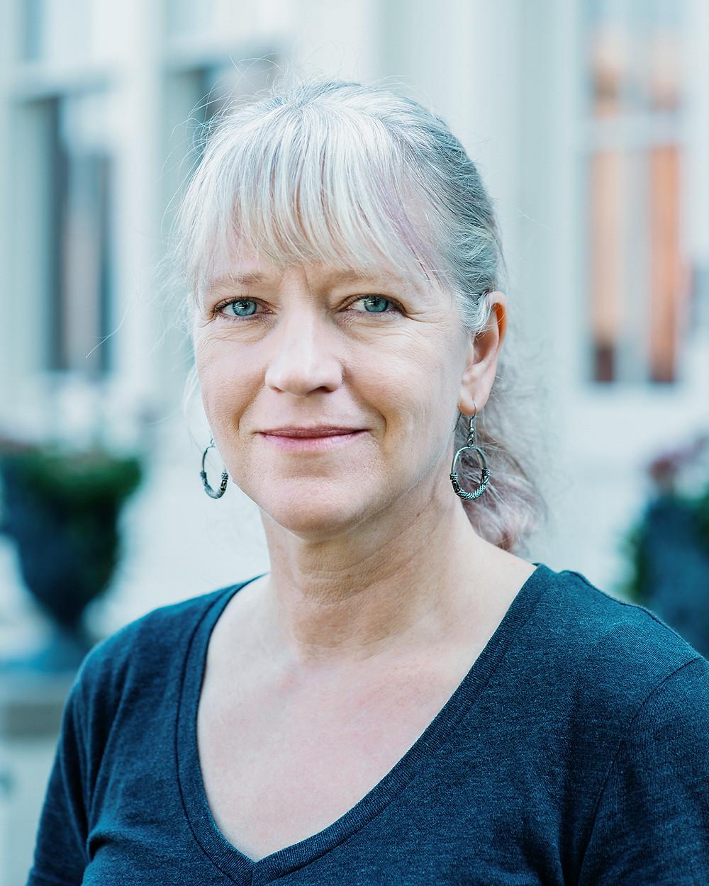 Jeannie Tomlinson Saltmarsh, Metals Shop Coordinator at the Metal Museum