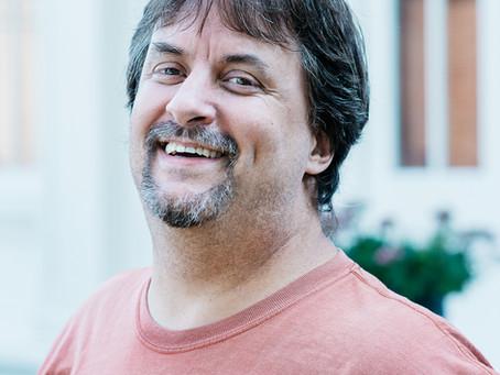 Let's Talk Shop: Jim Masterson