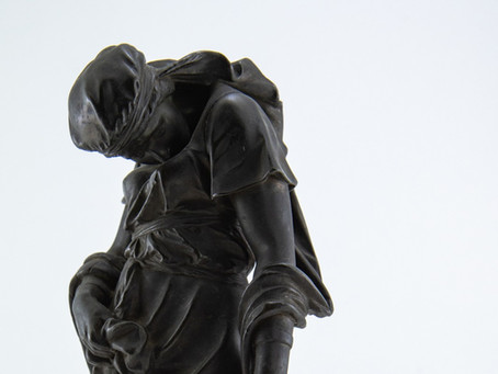 Let's Talk Shop: Statue Repair