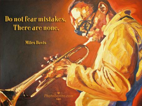 Have no fear...