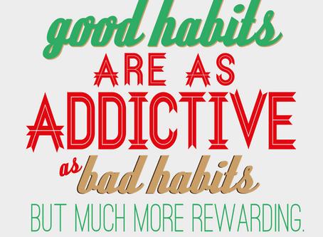 Your  Positive addiction