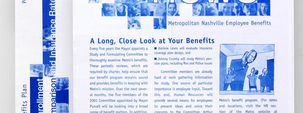Employee Benefits Newsletters