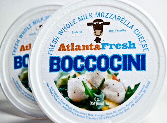 AtlantaFresh branding applied to other product lines.
