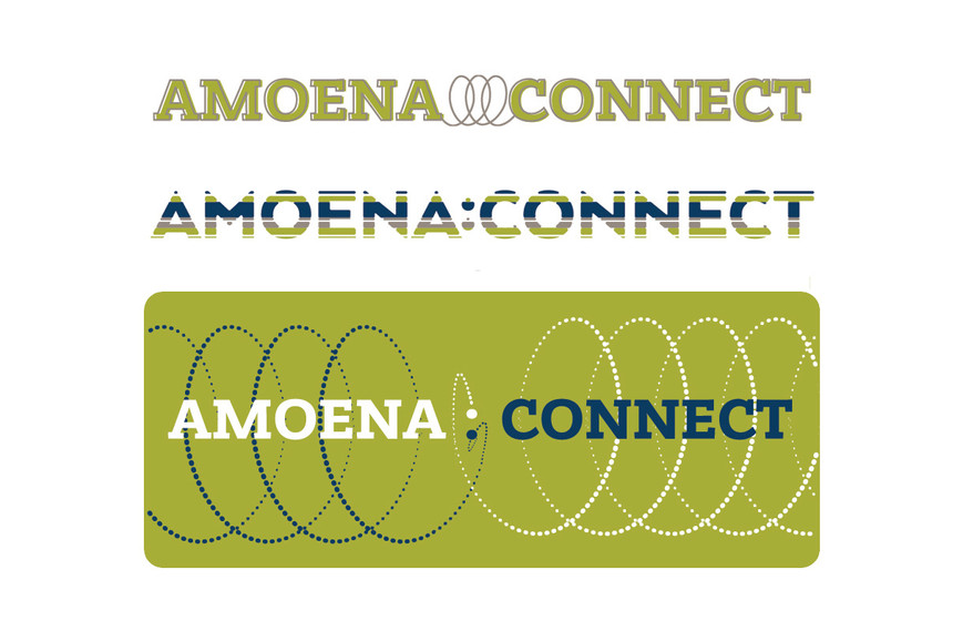 Sometimes you need a fast logo for a branded event. Amoena Corporation asked for some ideas. I gave a few fast directions. The client gave input to guide me after this round. Turns out they just wanted an all type graphic. To avoid wasting creative time up front,  a fast output of a few different directions aligns concepts with client vision. Then the refinement begins.
