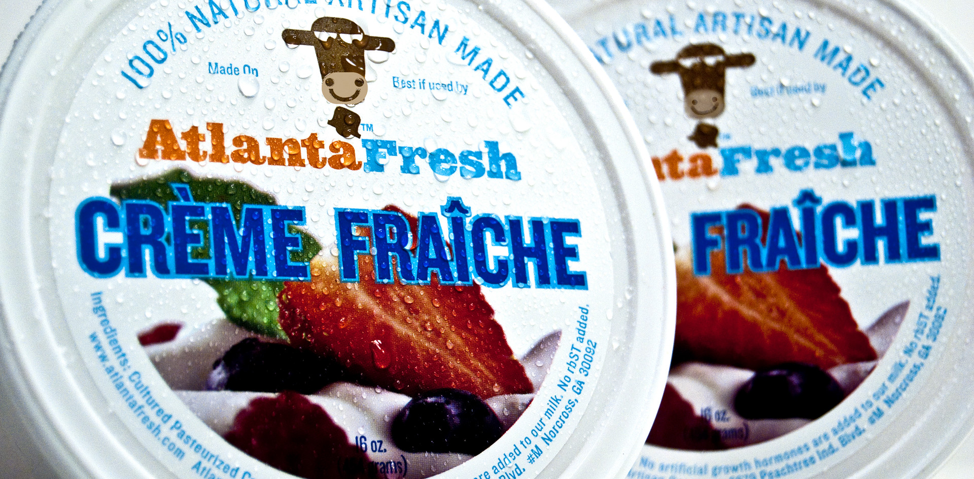 Atlantafresh branding applied to other product lines