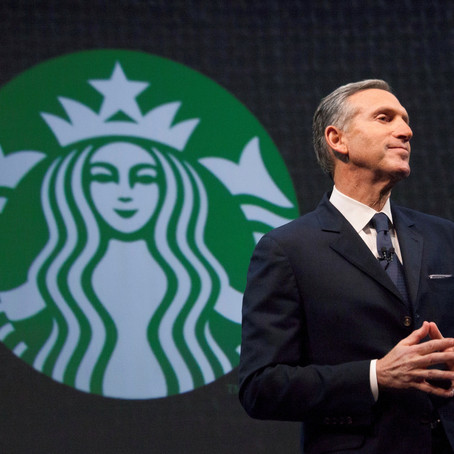 Howard Schultz - Former FORMER CEO OF STARBUCKS
