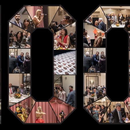 1919 - 2019 Celebrating 100 Years