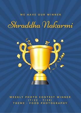 Shraddha Nakarami